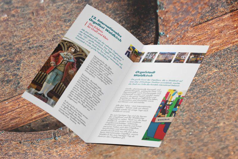 Werbeagentur DN-Medien -folder-orgelfest-waldkirch
